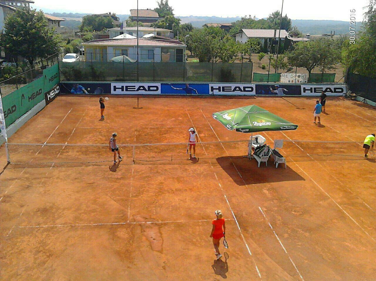 """Тенис кортове """"Екзотика"""""""