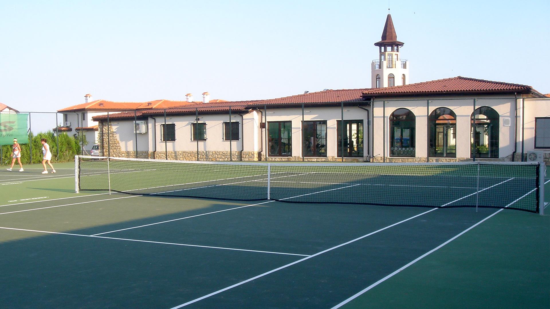 BlackSeaRama Tennis