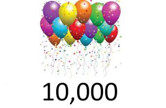 10 000 потребители в Click and play!!!