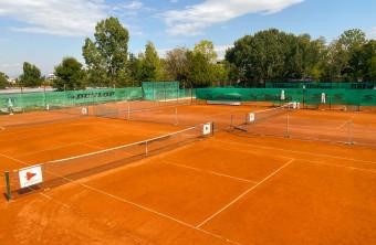 Тенис клуб ХТМУ с нов облик!