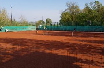 Представяме Ви Тенис клуб