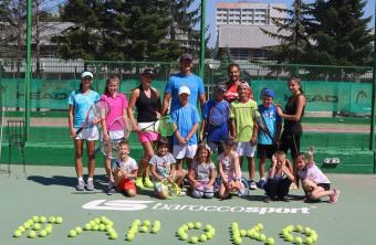 Запишете детето си на Детска лятна академия в Бароко спорт!!!