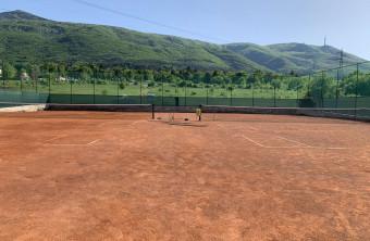 Запази сега своя корт в полите на Витоша в ХМ Тенис Център!!!